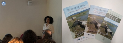 The Management Body of the Evros Delta and Samothraki Protected Areas in a meeting in Prespa