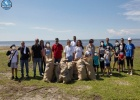 Completion of a Coastal Cleanup Campaign in the Evros Delta National Park