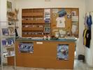 Πωλητήριο στο Κέντρο Πληροφόρησης / Sale stand (Μ. Angelidis)
