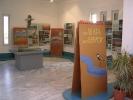 Έκθεση στο Κέντρο Πληροφόρησης / Excibition in  the Visitor Center (A. Athanasiadis)