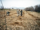 Εργασίες στη περιοχή της Δράνας / Works at Drana area (A. Athanasiadis)